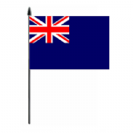 Blue Ensign Hand Flag - Medium